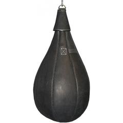 Груша боксерская, 5 кг, натуральная кожа.