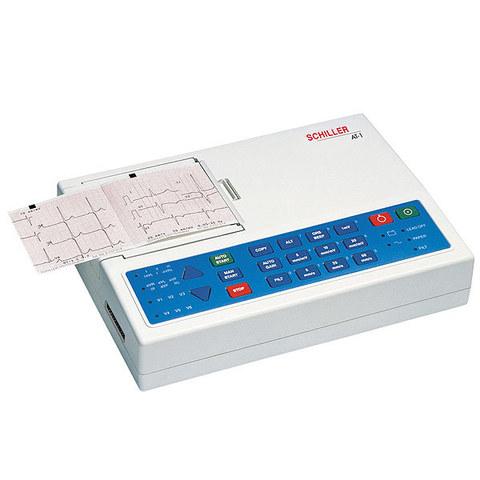 Электрокардиограф SCHILLER CARDIOVIT AT-1 - фото
