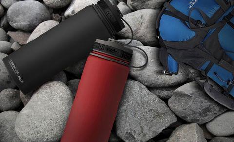 Термос Asobu Alpine flask (0,53 литра), красный