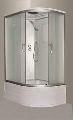 Душевая кабина Aquadush AD-KAB L 100x80 белая
