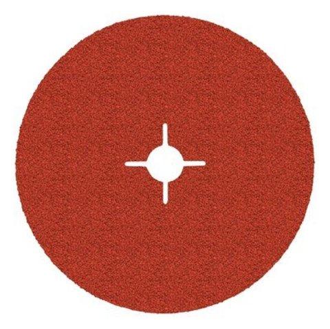 3М Фибровый круг  d=125мм*22мм 787C Р120+ 89743