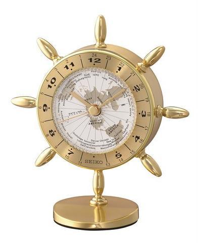 Настольные часы Seiko QHG107GN