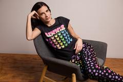 Женская футболка Disney E21K-22M101