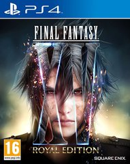 Final Fantasy XV. Royal Edition (PS4, USA, русские субтитры)