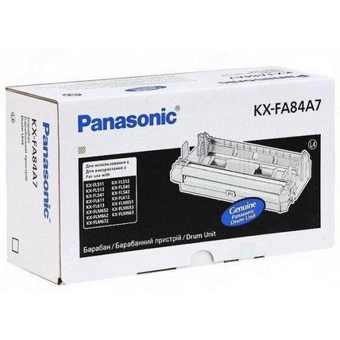 Фотобарабан Panasonic KX-FA84A7 черный