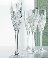 Набор из 4 хрустальных фужеров для шампанского Imperial, 140 мл, фото 2