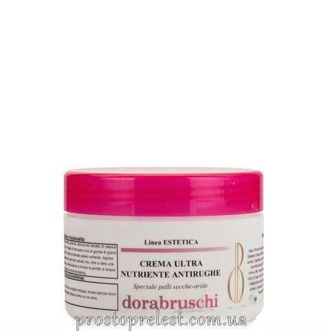 Dorabruschi estetica crema ultranutriente antirughe - Питательный крем для сухой увядающей кожи лица и шеи, линия Estetica viso