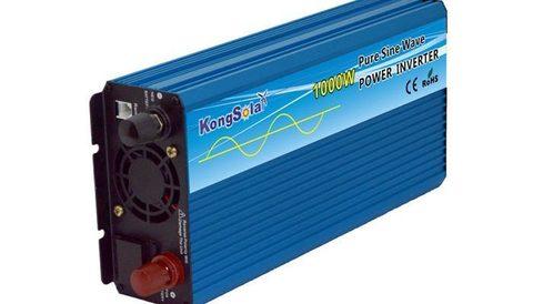 Преобразователь тока (инвертор) KongSolar KS12/1000 (чистый синус)