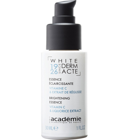 Academie White Derm Acte Essence Éclaircissante Brightening Essence Vitamin C & Liquorice Extract
