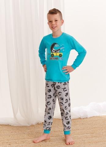 Пижама для мальчиков со штанами TARO (856/857 S20/21 MILOSZ)