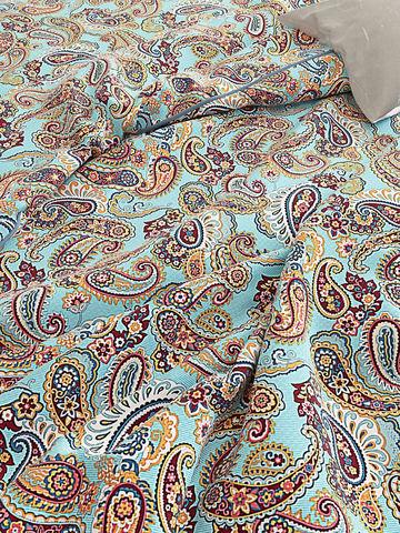 Постельное белье  -Восточная сказка- 2-сп на молнии  Наволочка 50х70 см 2 шт  Простынь  240х215 см  Пододеяльник 175х215 см