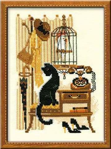 Набор для вышивания крестом «Телефон» (860)