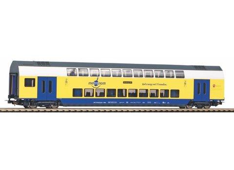 Двухэтажный пассажирский вагон Metronom VI 2-го класса