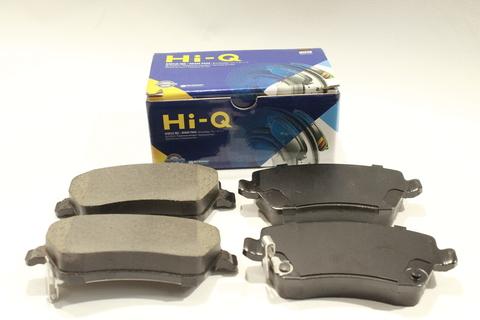 Колодки тормозные передние Hi-Q SP1564
