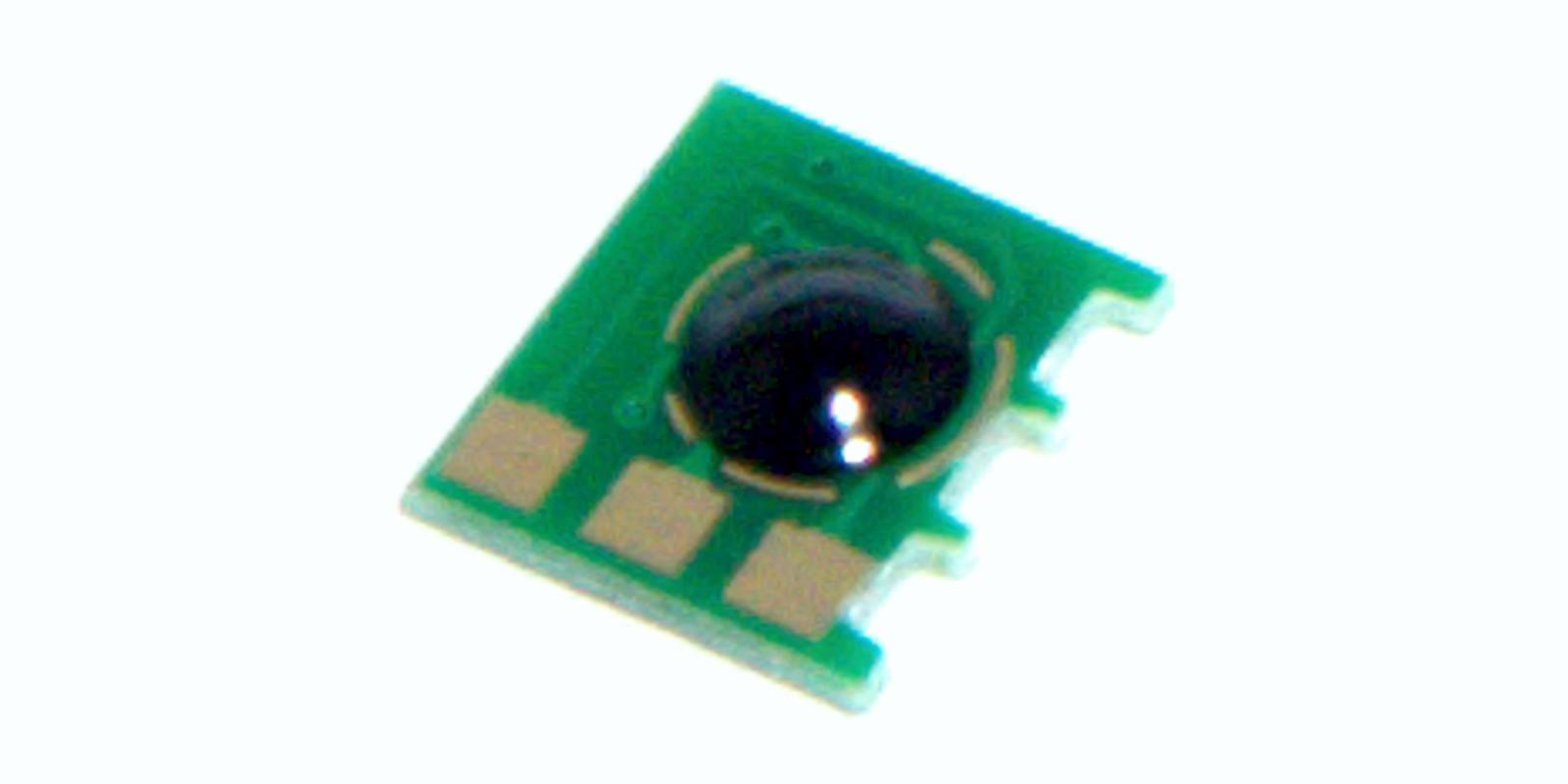 Чип (CHIP) MAK© 25X CF325X черный (black), до 34500 стр.