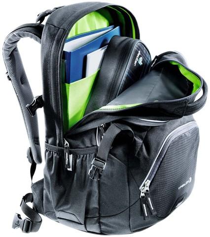 Картинка рюкзак школьный Deuter ypsilon Magenta-Arrowcheck - 2