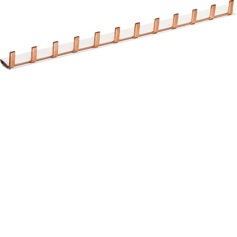 Гребенчатая шина,1-полюсная,10мм2,12M