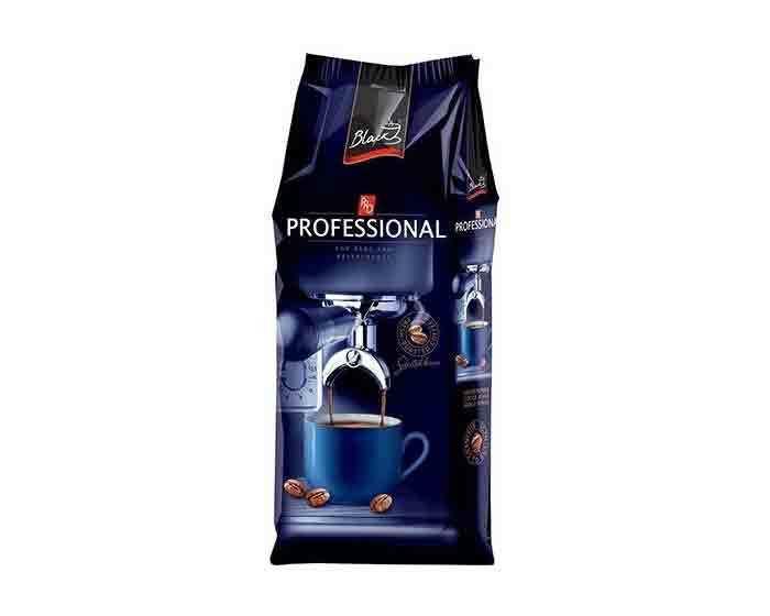 Кофе в зернах Black Professional Espresso, 1 кг (Блэк Профессионал)