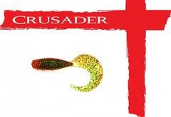 Твистер Crusader No.04 50мм, цв.216, 10шт.