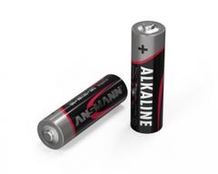 Батарейки щелочные AAA ANSMANN Red 1,5V - 20 шт