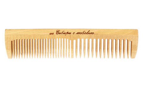 Расчёска, комбинированная