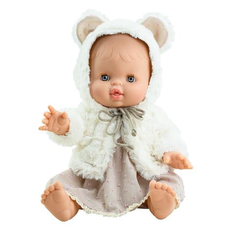 ПРЕДЗАКАЗ! Кукла пупс Горди Элви, 34 см, Паола Рейна