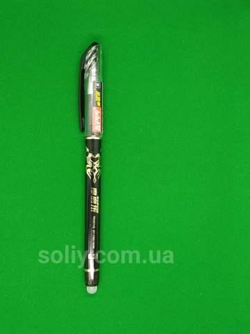 Ручка гелевая исчезающая GP-3176 черная   Soliy.com.ua