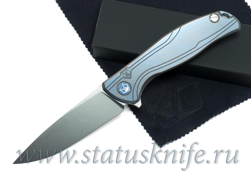 Нож Широгоров Flipper 95 Vanax 37 Нудист MRBS 2017