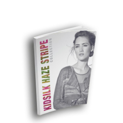Журнал Kidsilk Haze Stripe Collection