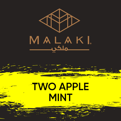 Malaki (500 гр) TWO APPLE MINT