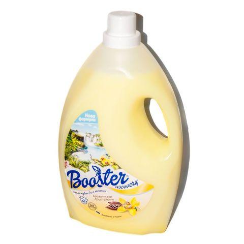 Ополаскиватель для белья Booster 4 л, Бразильская страсть