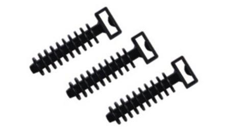 Дюбель для бандажа ДБ 8х45 черный (100шт) TDM