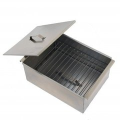 Коптильня Тонар 2 яруса, сталь 1,5 мм К-003