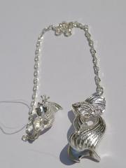 Рыбка ( серебряный ионизатор)