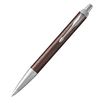 Parker IM Premium - Brown CT, шариковая ручка, M