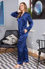 Пижама темно-синяя