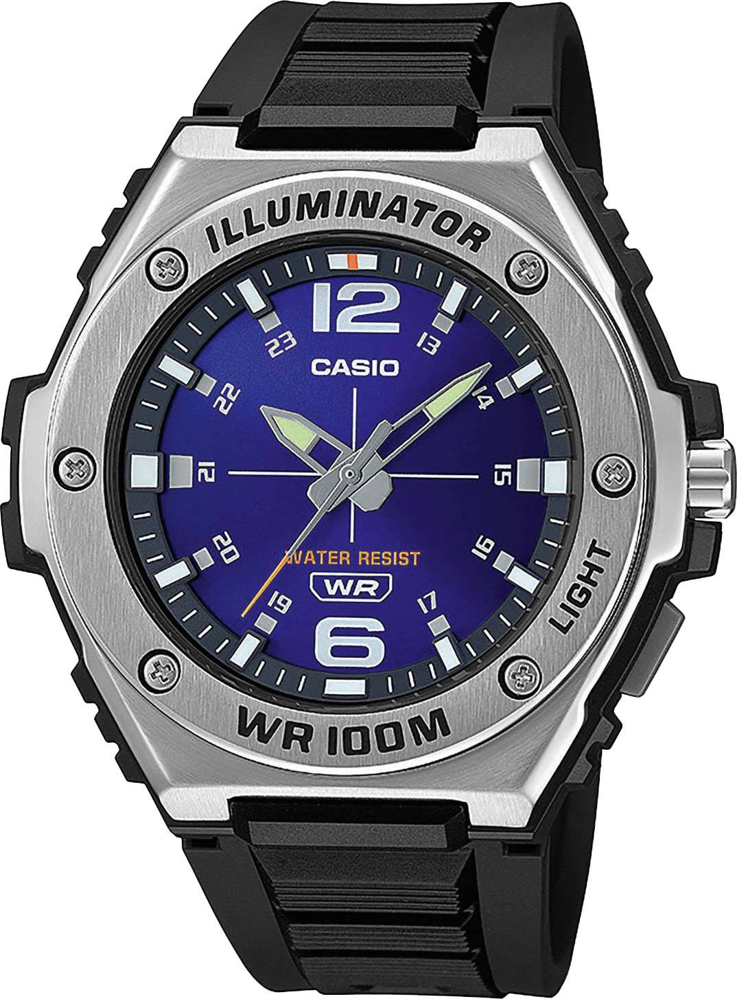 Часы мужские Casio MWA-100H-2A Casio Collection