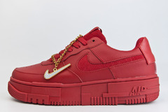 кроссовки Nike Air Force 1 Low Pixel Wmns Red