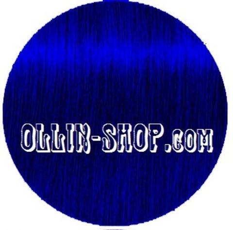 OLLIN COLOR Fashion Color  Экстра-интенсивный синий 60мл Перманентная крем-краска для волос