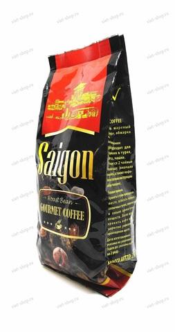 Вьетнамский кофе в зернах SAIGON GOURMET COFFEE, Tin Nghia, 250 г.