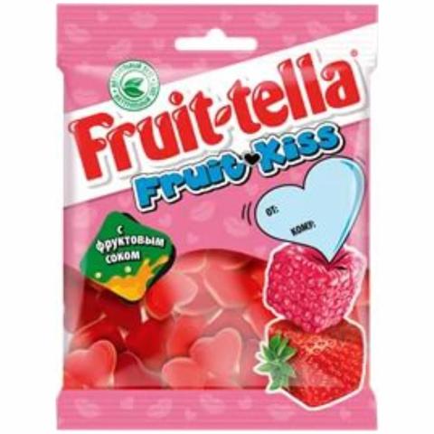 Мармелад жев FRUIT-TELLA Сердце 70 г Perfetti Van Melle РОССИЯ