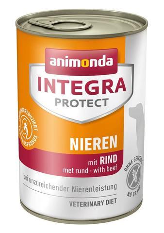Купить Animonda Integra Protect Dog (банка) Nieren (RENAL) with Beef для собак