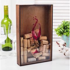 Копилка для пробок Wine, 31 х 19 см, фото 1