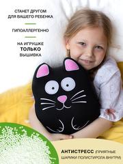 Муфта-подушка антистресс Gekoko «Кот черный» 3