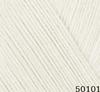 Пряжа Himalaya PERLINA 50101 (Молочный)