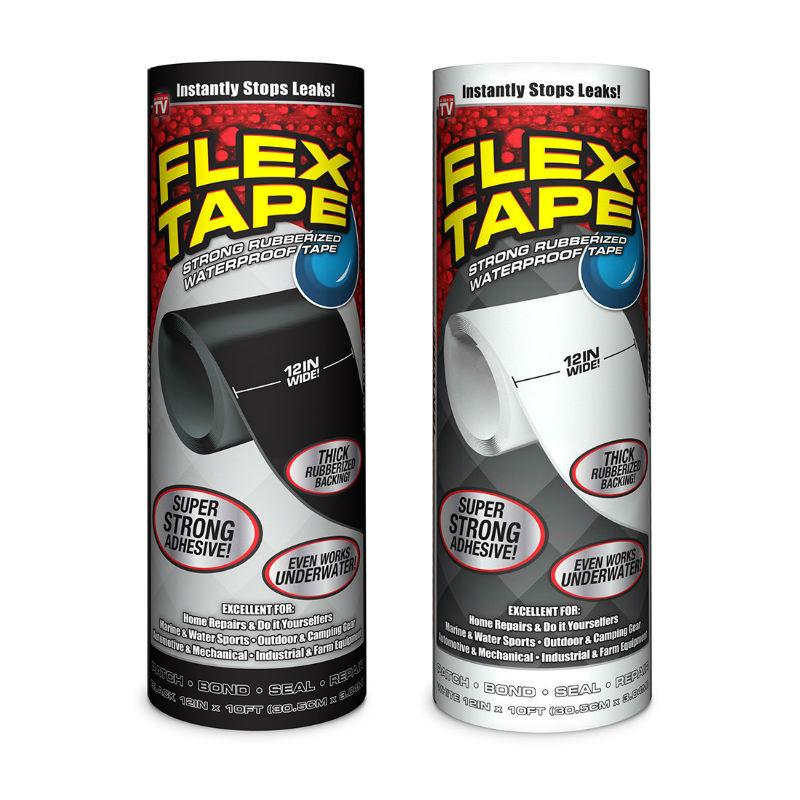 Хит продаж Универсальная клейкая лента Flex Tape (30х152см) flex-tape.jpg