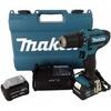 Дрель-шуруповерт ударная аккумуляторная Makita HP333DWME