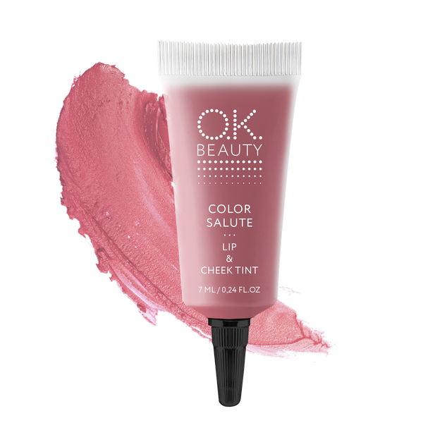 OK Beauty Color Salute Lip & Cheek Tint MARAKESH