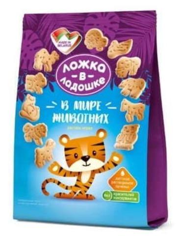 Белорусское детское печенье