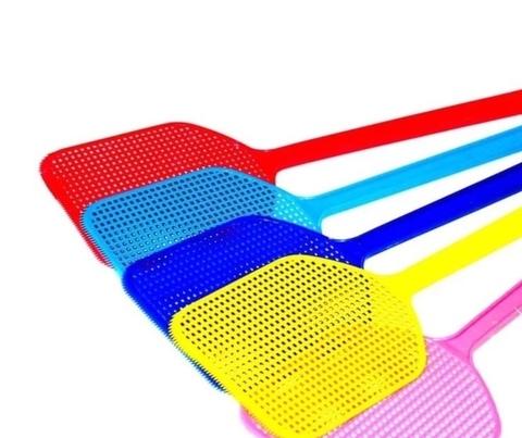 Мухобойки квадратные пластиковые